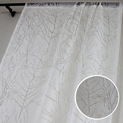 Pinterest Pertaining To Tree Branch Valance And Tiers Sets (View 24 of 25)