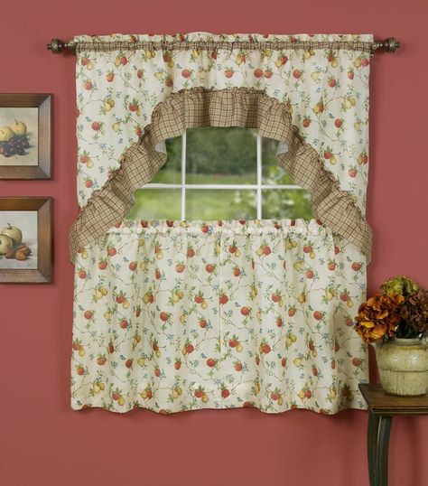 Pinterest Throughout Classic Kitchen Curtain Sets (View 6 of 25)