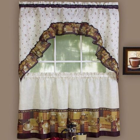 Pinterest Throughout Red Delicious Apple 3 Piece Curtain Tiers (View 11 of 25)