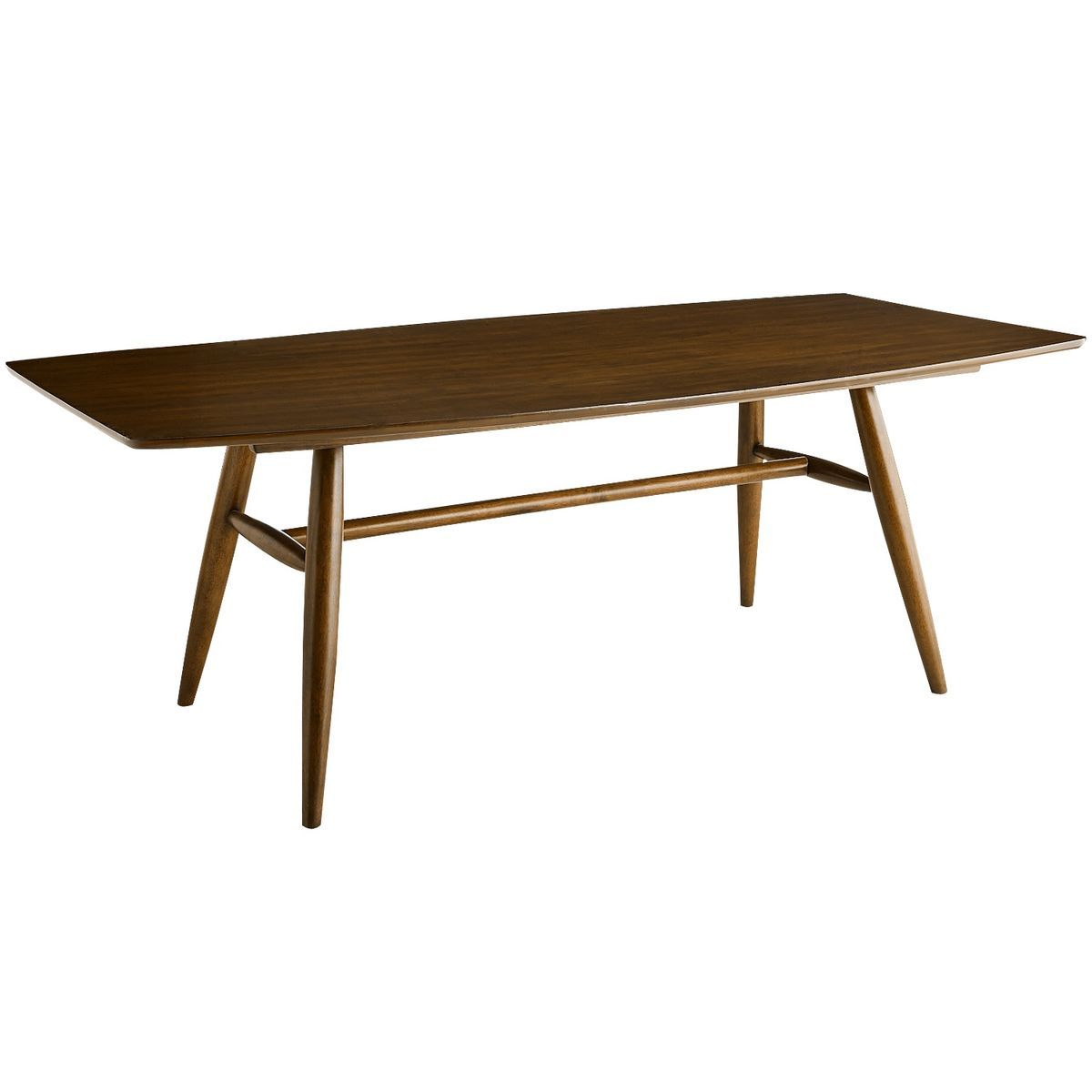 Pinvanessa Weidner On Home {Dining} | Dining Table In Inside Most Popular Kipling Rectangular Dining Tables (Image 20 of 25)