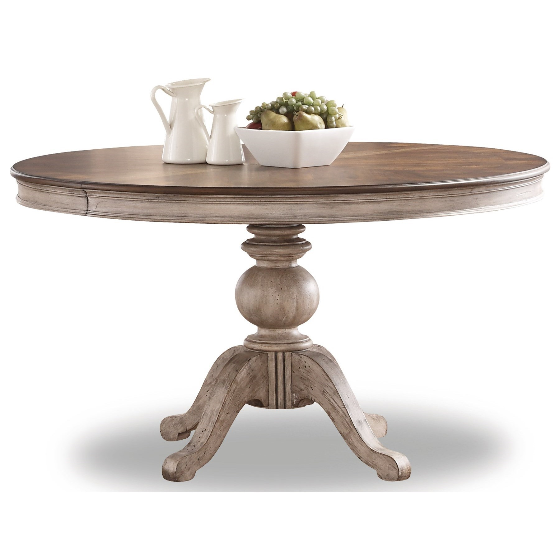 Plymouth Pedestal Dining Table Inside Best And Newest Johnson Round Pedestal Dining Tables (View 6 of 25)
