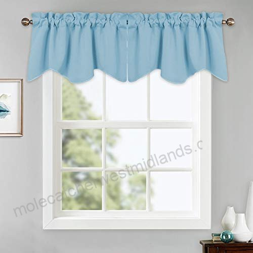Pony Dance Blackout Window Treatment Tiers Rod Pocket With Wallace Window Kitchen Curtain Tiers (View 19 of 25)