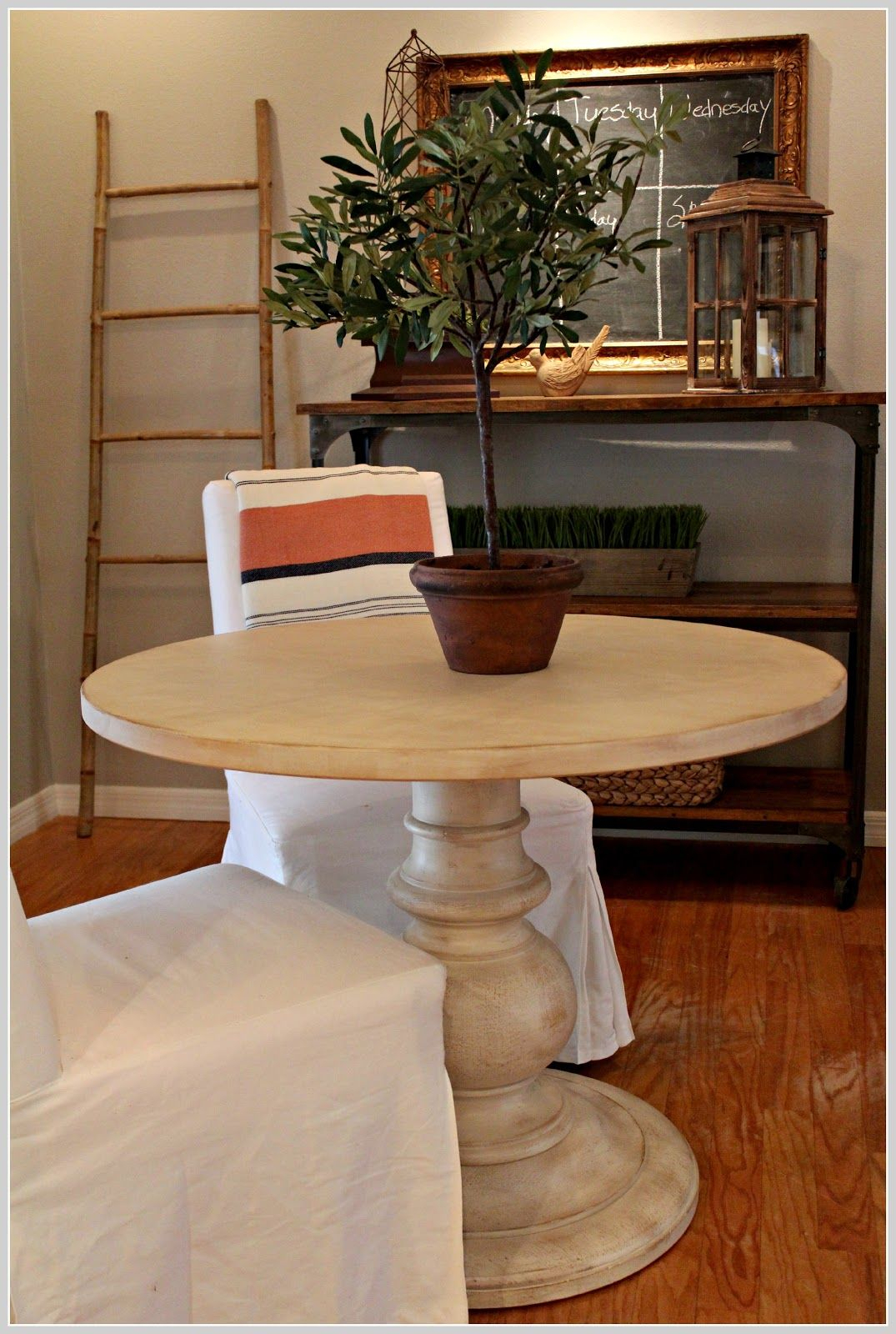 Pottery Barn Dawson Pedestal Table White – Google Search With Regard To Latest Dawson Pedestal Tables (View 3 of 25)