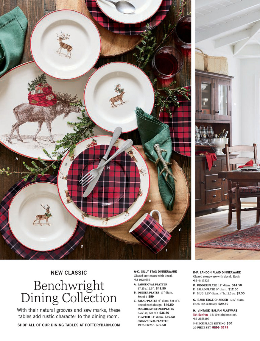 Pottery Barn – Holiday 2017 D1 – Benchwright Extending In Latest Alfresco Brown Benchwright Extending Dining Tables (View 15 of 25)
