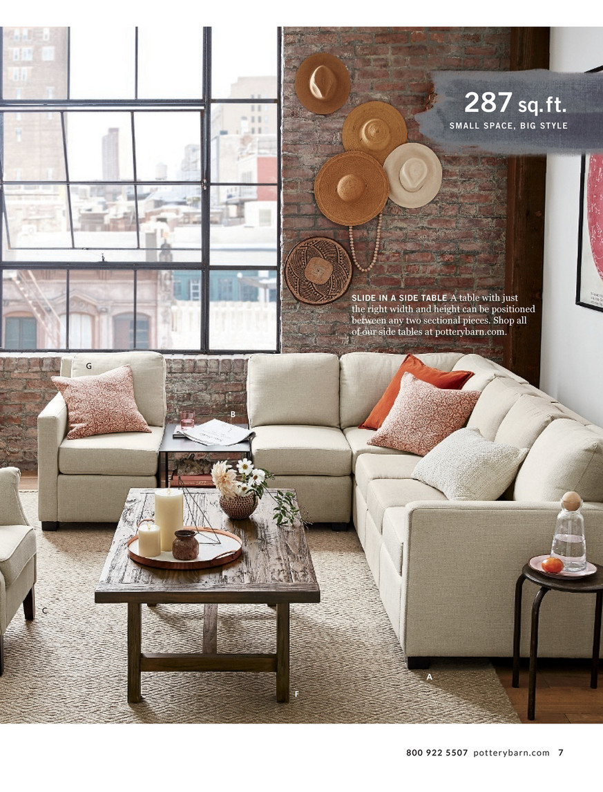 Pottery Barn – Spring 2017 D2 – Bartol Reclaimed Wood Dining With Regard To Best And Newest Bartol Reclaimed Dining Tables (View 19 of 25)