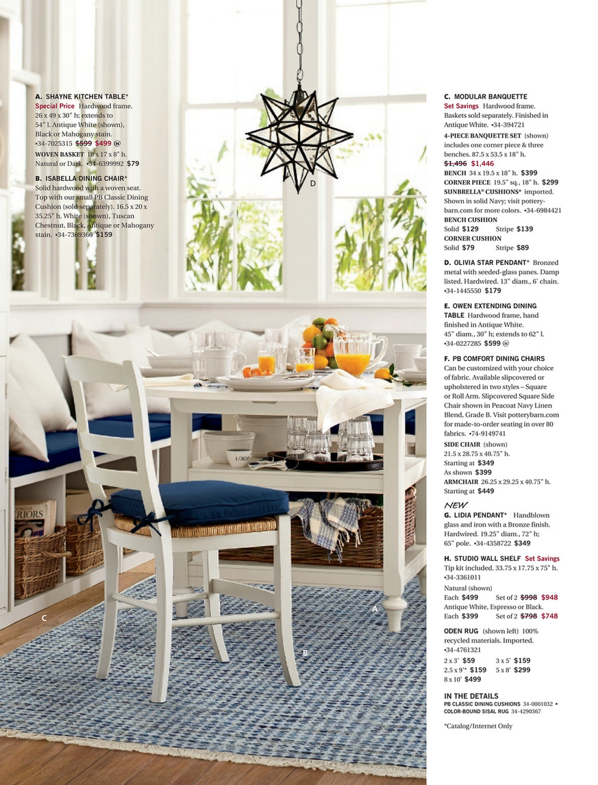 Pottery Barn – Spring 2017 D2 – Shayne Round Drop Leaf With Current Antique White Shayne Drop Leaf Kitchen Tables (View 12 of 25)