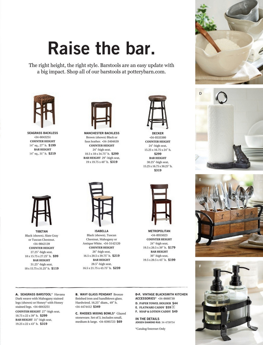 Pottery Barn – Spring 2017 D2 – Shayne Round Drop Leaf With Regard To Most Up To Date Black Shayne Drop Leaf Kitchen Tables (View 14 of 25)