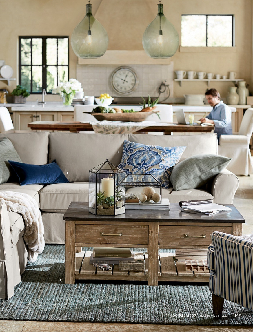 Pottery Barn – Spring 2017 D3 – Stafford Reclaimed Pine With Regard To Newest Stafford Reclaimed Extending Dining Tables (View 16 of 25)