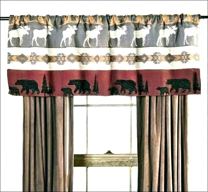 Primitive Swag Curtains – Paultay (View 10 of 25)