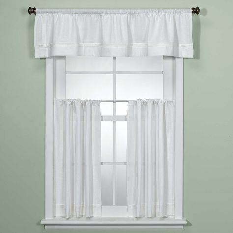 Product Image For Madison Park Gemma Sheer Window Curtain For Micro Striped Semi Sheer Window Curtain Pieces (View 13 of 25)