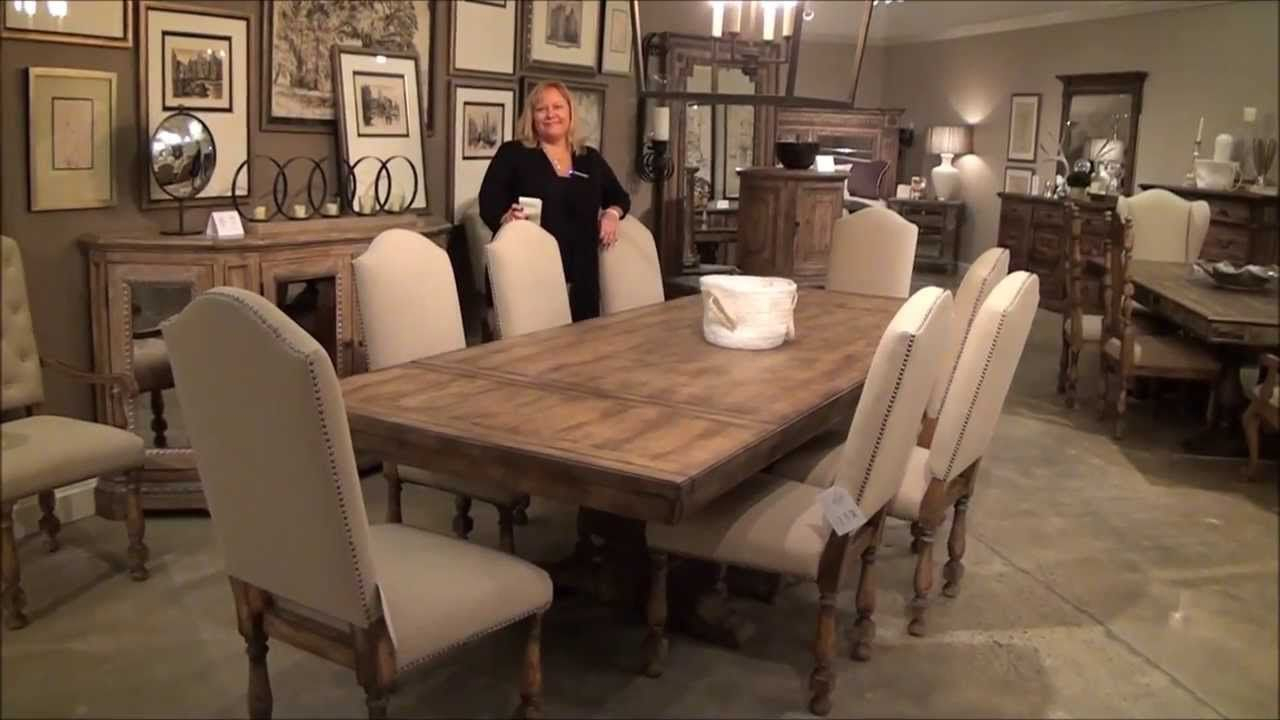Pulaski Furniture San Mateo Dining Room – Pulaski Dining Intended For 2017 Mateo Extending Dining Tables (View 16 of 25)