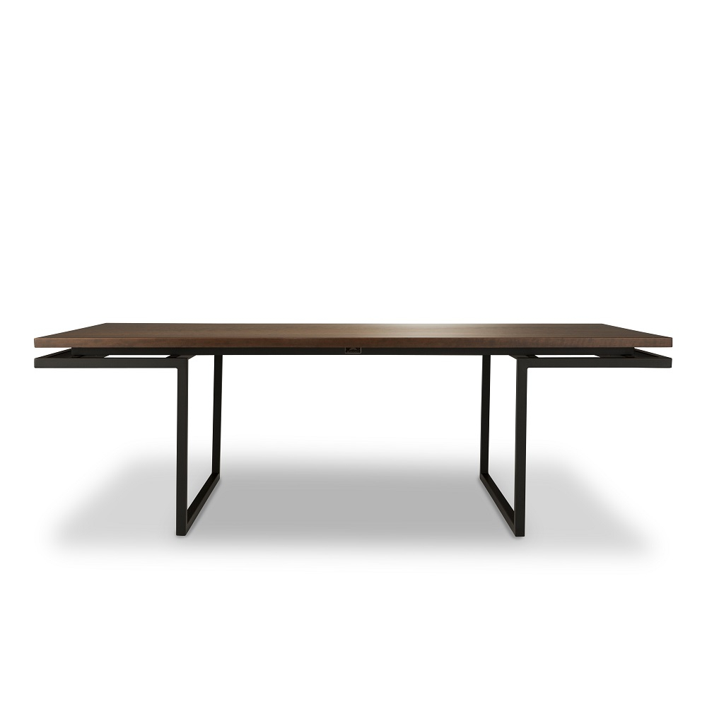 Queen West Dining Table | Solid Wood Table | Woodcraft Pertaining To Most Current West Dining Tables (View 21 of 25)