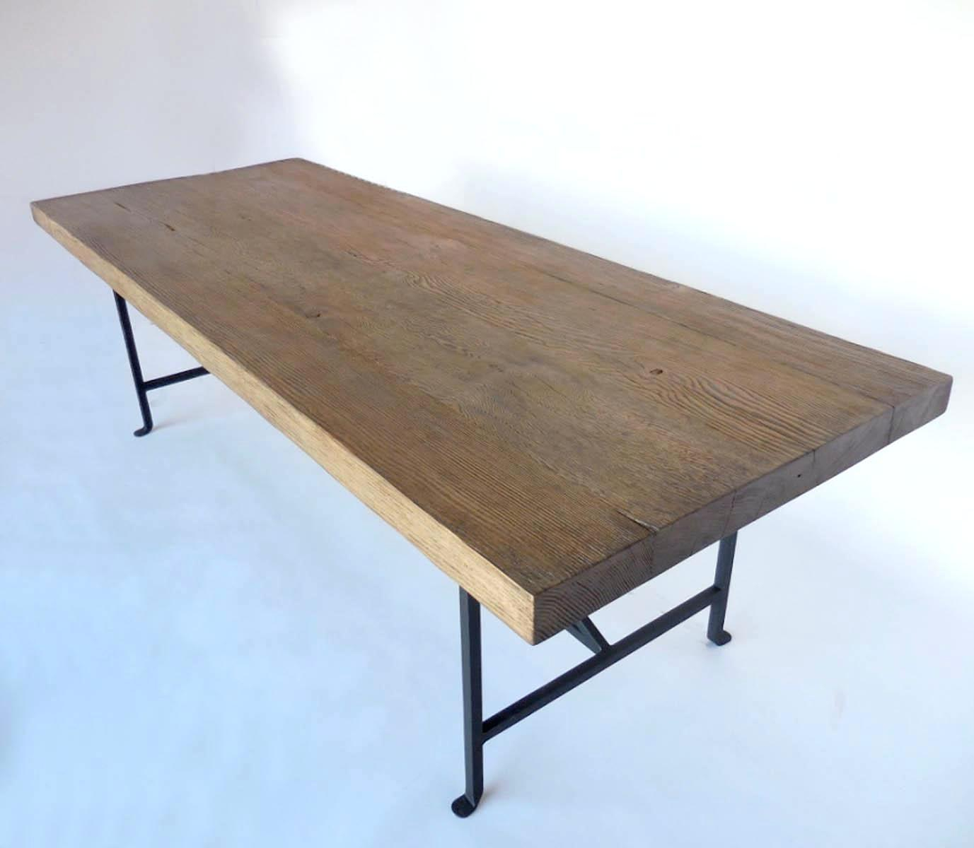 Reclaimed Wood Desk For Sale – Cryptapparel (View 5 of 25)