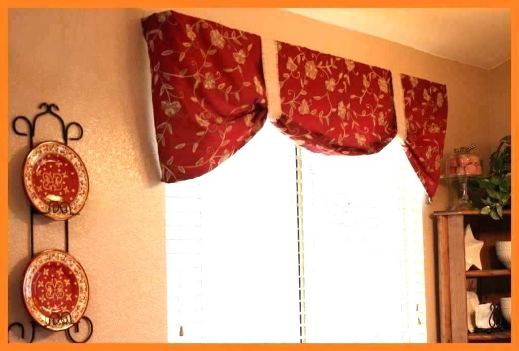 Red Kitchen Curtains And Valances – Paultay (View 15 of 25)