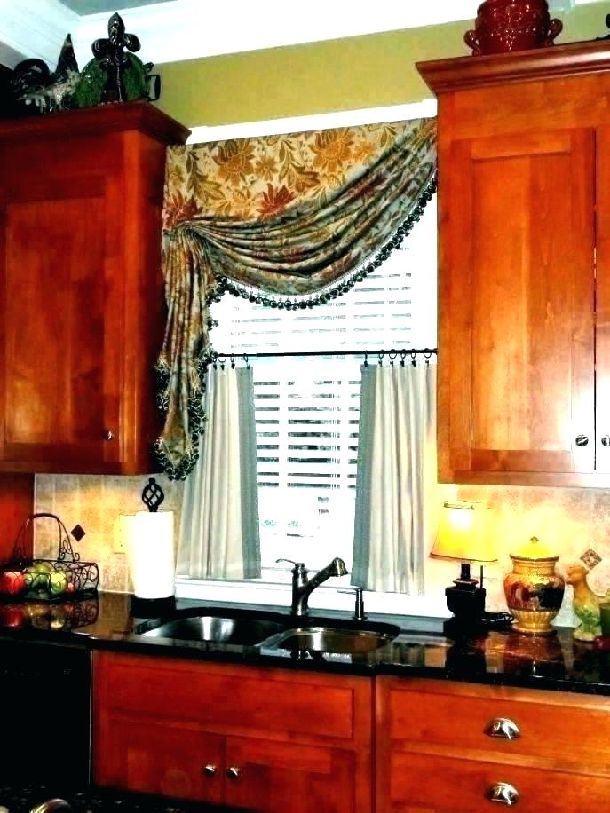 Red Kitchen Curtains And Valances – Paultay (View 17 of 25)