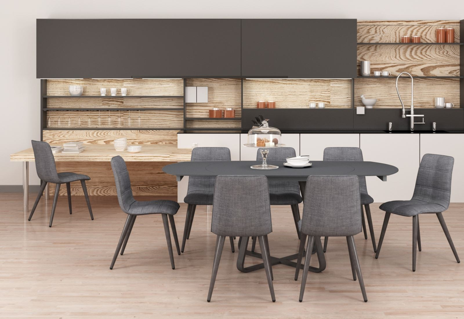 Reflex Dining – Furniture – Reeds Homestore Regarding Best And Newest Reed Extending Dining Tables (View 21 of 25)