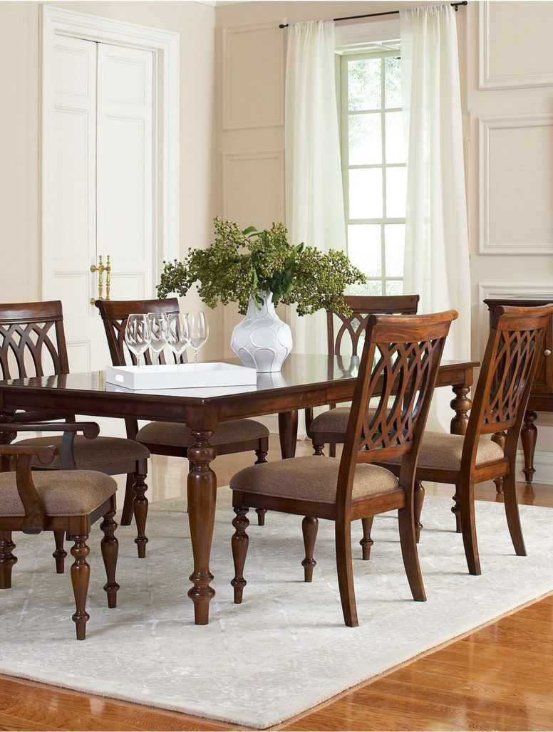 Reizend Crestwood Dining Room Furniture Collection Macys Regarding Newest Avondale Dining Tables (View 18 of 25)
