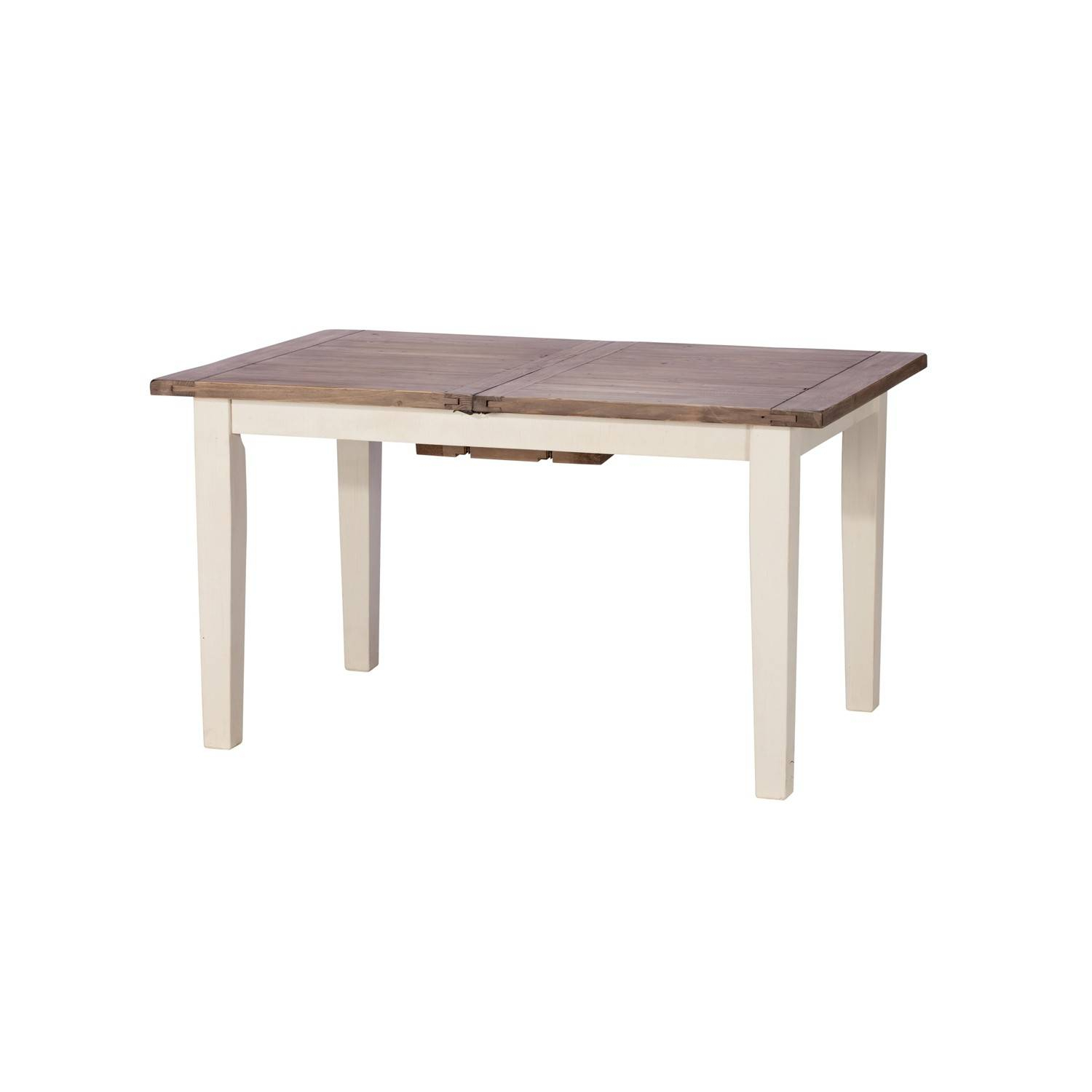 Remarkable Reclaimed Timber Extending Dining Table Banks For Most Popular Hart Reclaimed Wood Extending Dining Tables (Image 22 of 25)