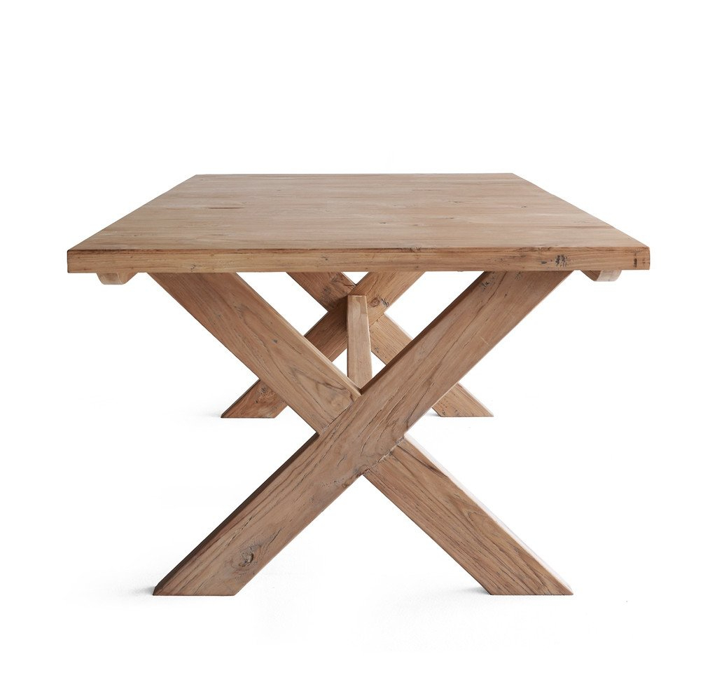 Restoration Hardware Warehouse Sale Pottery Barn Lorraine In Most Current Hewn Oak Lorraine Extending Dining Tables (Image 23 of 25)