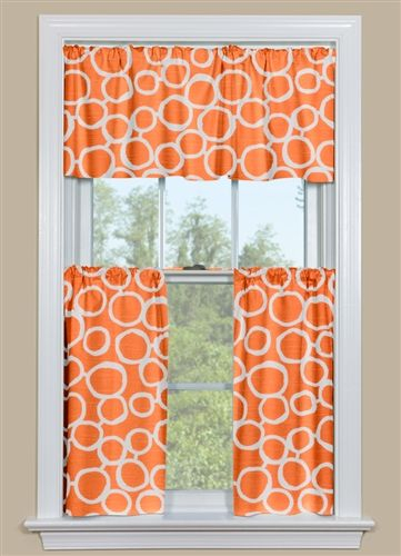 Retro Kitchen Curtain Valance And Tier Pair With A Geometric Throughout Modern Subtle Texture Solid White Kitchen Curtain Parts With Grommets Tier And Valance Options (View 13 of 25)