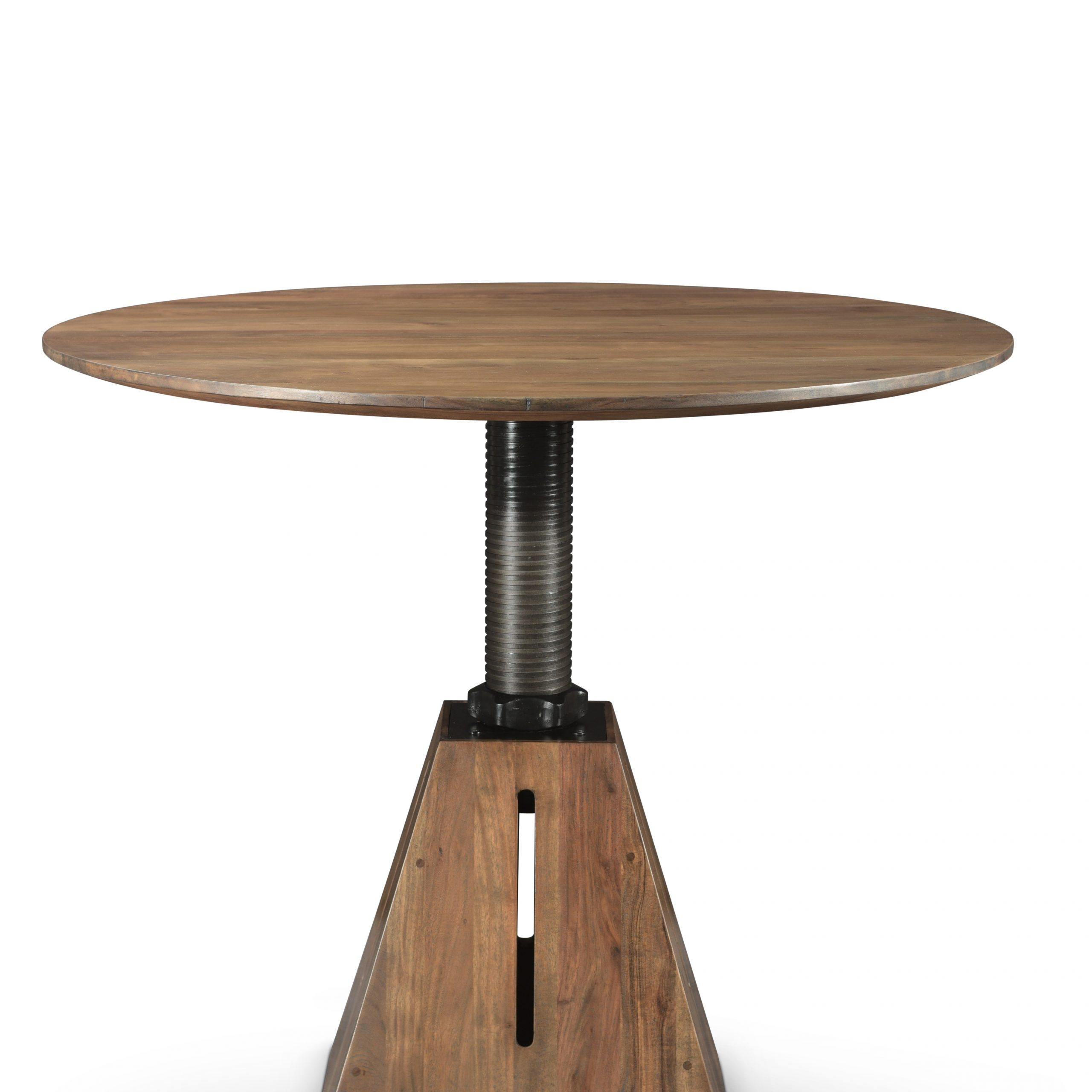 Revolve Adjustable Dining Table – Urbia Furniture Inside Most Popular Brooks Round Dining Tables (View 11 of 25)