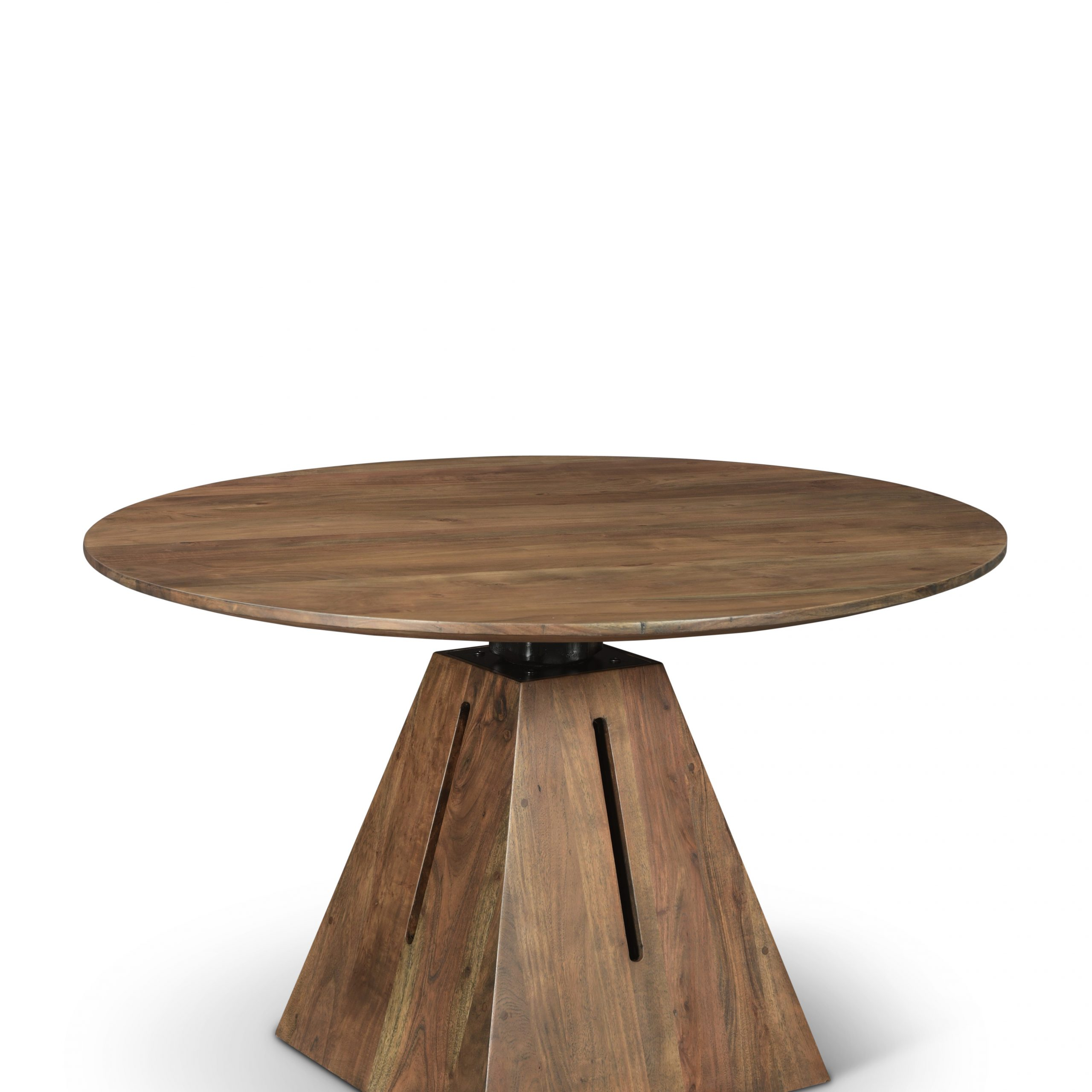 Revolve Adjustable Dining Table – Urbia Furniture Pertaining To Most Up To Date Brooks Round Dining Tables (View 25 of 25)
