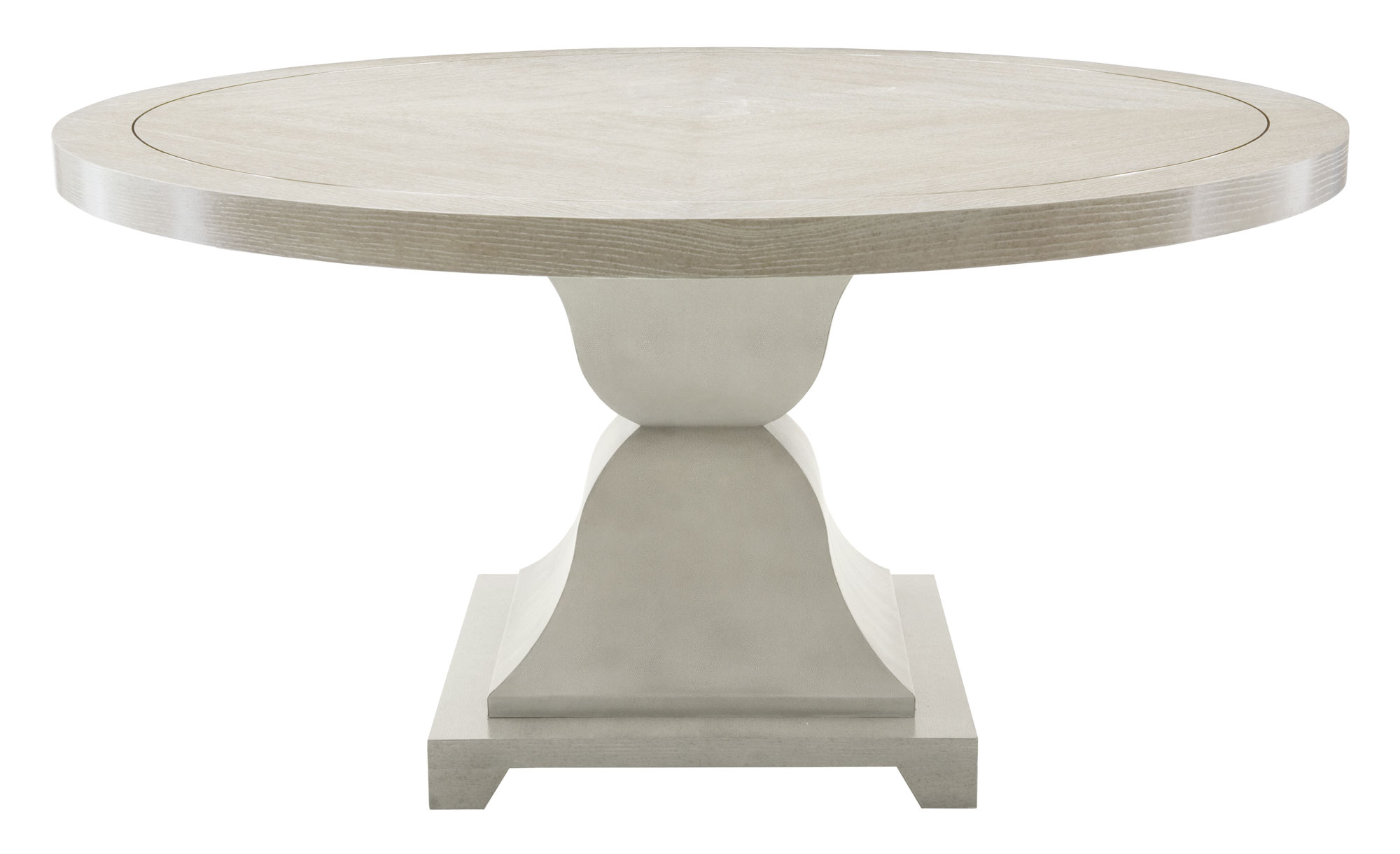 Round Dining Table Bernhardt Dining Room Table 6 Chairs Inside Most Popular Dawson Pedestal Dining Tables (Image 21 of 25)