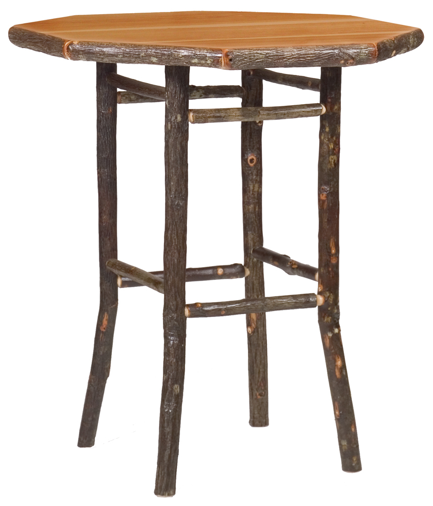 Round Pub Table Pertaining To Most Up To Date Alder Pub Tables (Image 21 of 25)