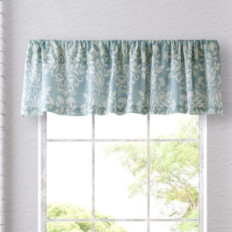 """Rowland 86"""" Curtain Valance 