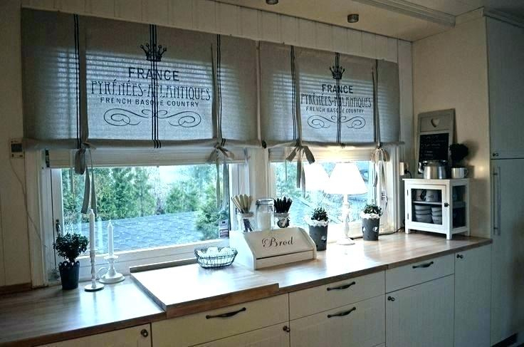 Rustic Kitchen Valances – Amol (View 19 of 25)