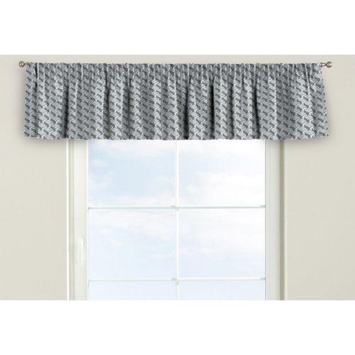 Rustic Pencil Pleat Tier Curtain Dekoria Size: 130 Cm W X 40 With Regard To Pleated Curtain Tiers (View 9 of 25)