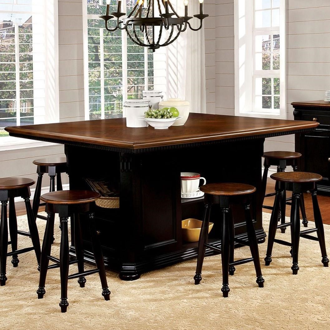 Sabrina Counter Height Dining Table For Current Avondale Counter Height Dining Tables (View 22 of 25)