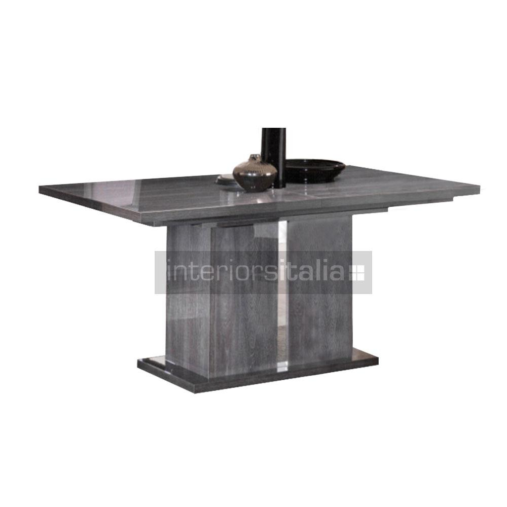 San Martino Armony Modern Italian Dining Table – Extendable With Regard To Current Martino Dining Tables (View 22 of 25)