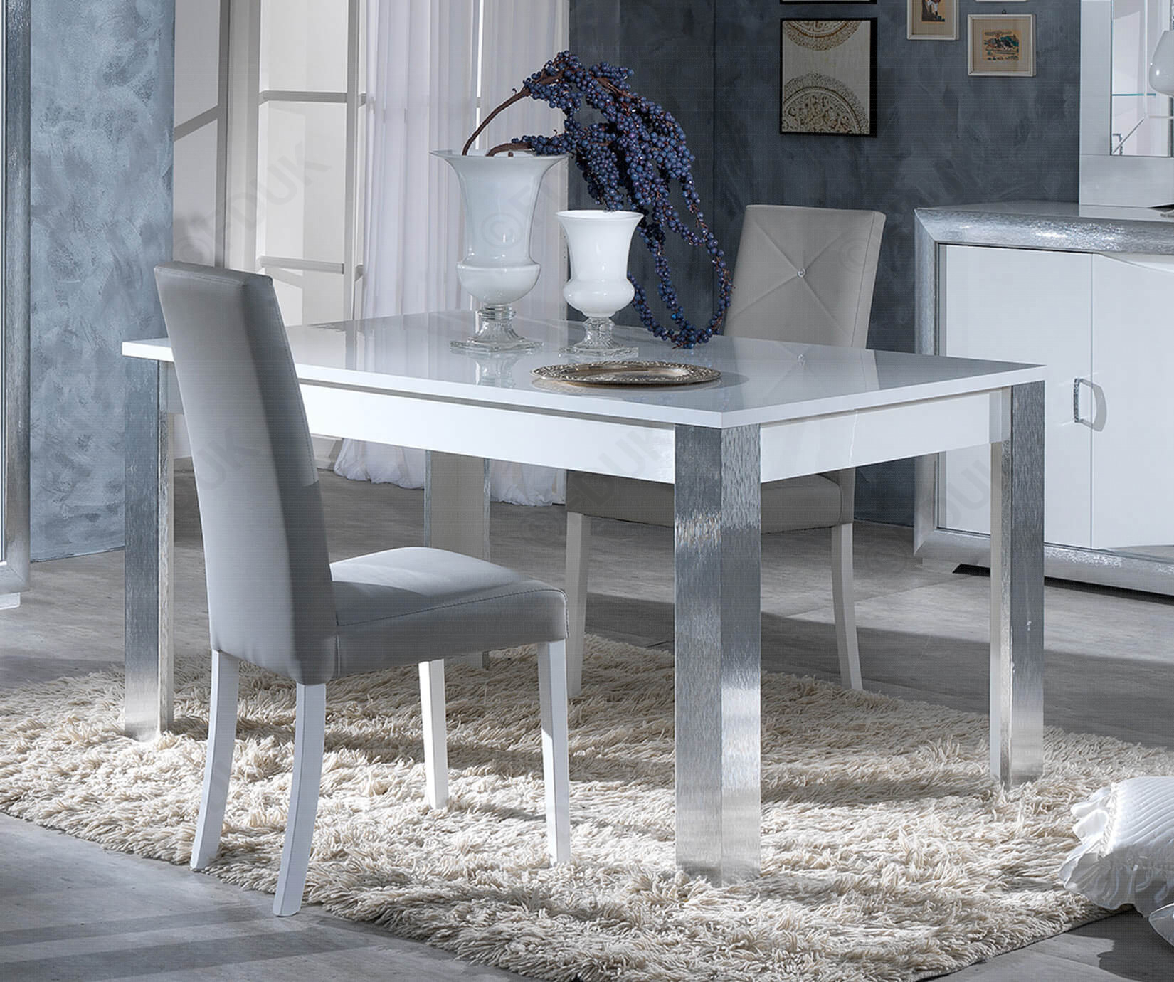 San Martino Dolcevita Rectangular Extension Dining Table Inside Current Martino Dining Tables (View 14 of 25)