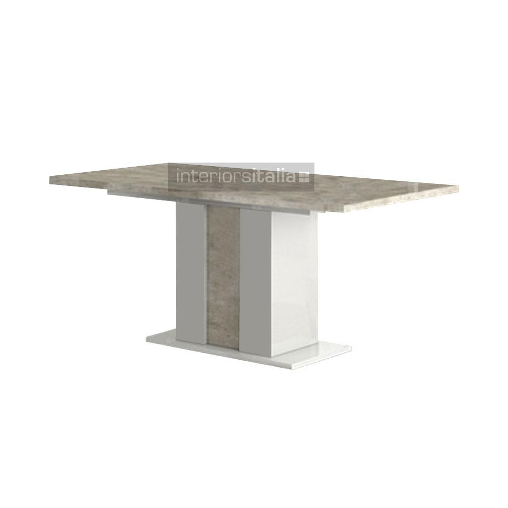 San Martino Palladio Modern Italian Dining Table Extendable With Regard To Most Current Martino Dining Tables (View 19 of 25)