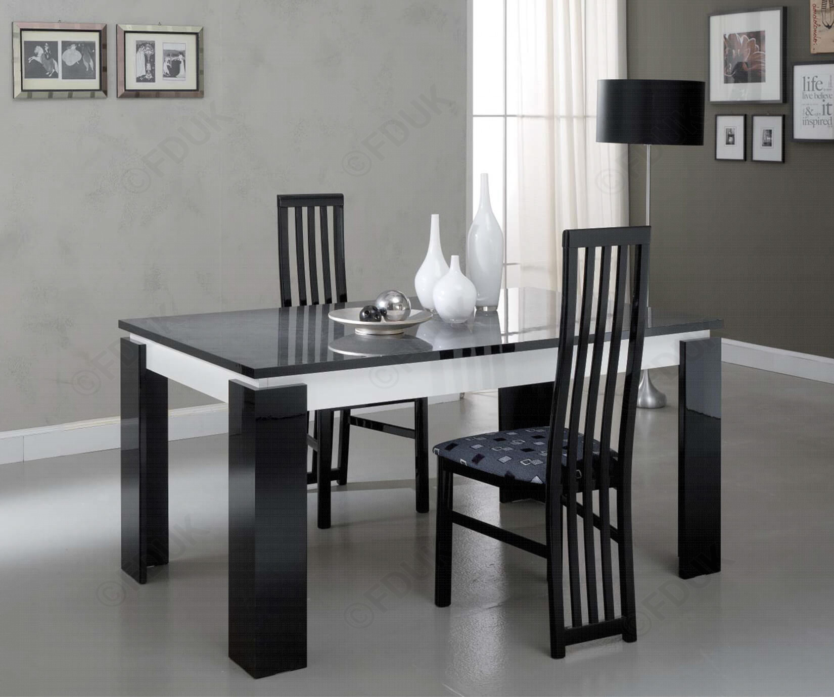 San Martino Polaris Dining Table With 4 Chairs Intended For Latest Martino Dining Tables (View 4 of 25)