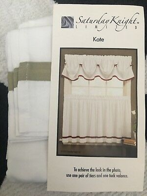 """Saturday Knight Limited Kate 57"""" X 24"""" Tier Pair – $ (View 13 of 25)"""