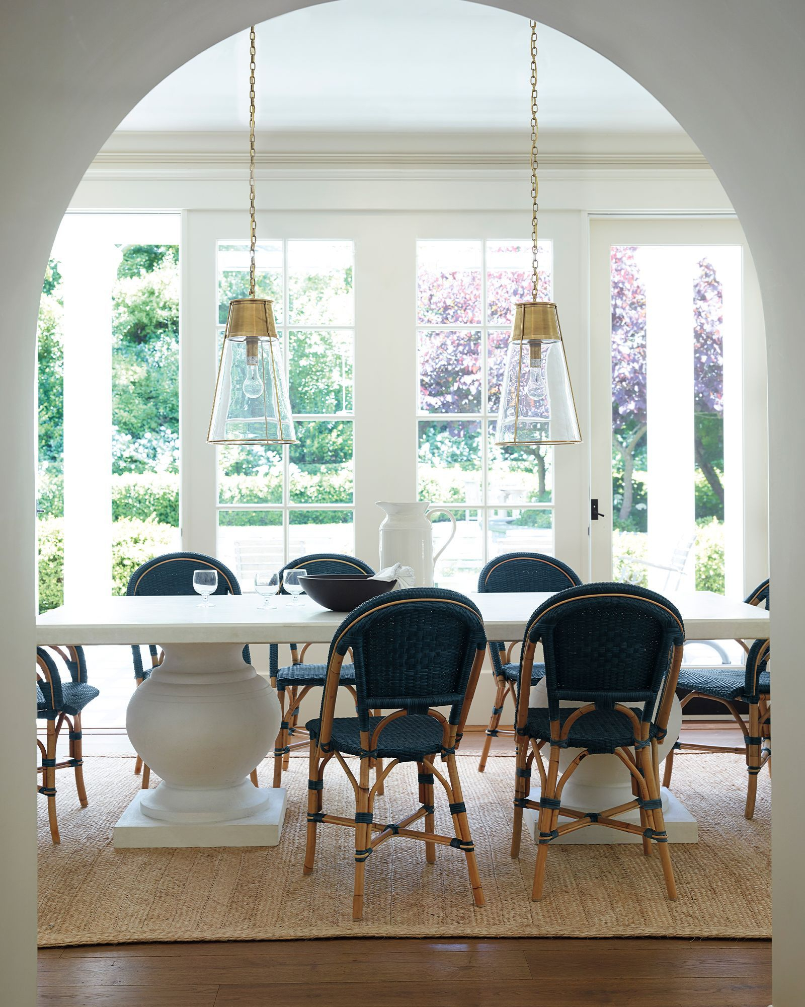 Serena & Lily Terrace Dining Table In 2019 | Natural Home Pertaining To Current Cleary Oval Dining Pedestal Tables (View 11 of 25)