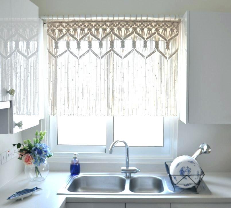 Sheer Kitchen Curtain – Neivacolaborativa (View 14 of 25)