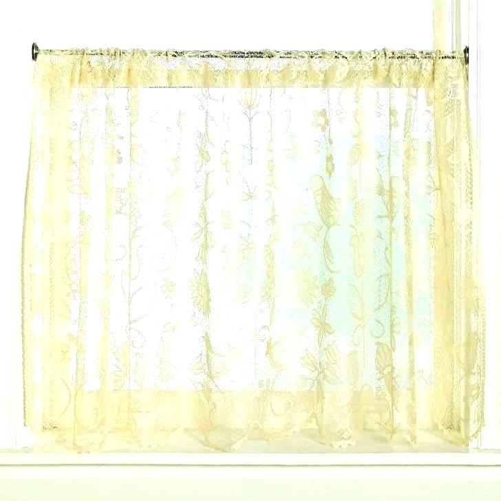Sheer Tier Curtains – Conor425 For Sheer Lace Elongated Kitchen Curtain Tier Pairs (View 24 of 25)