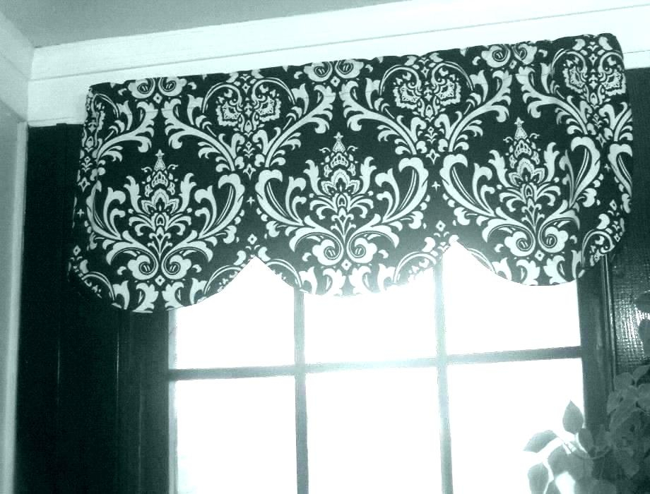 Sheer White Window Valances – Deepss (View 24 of 25)
