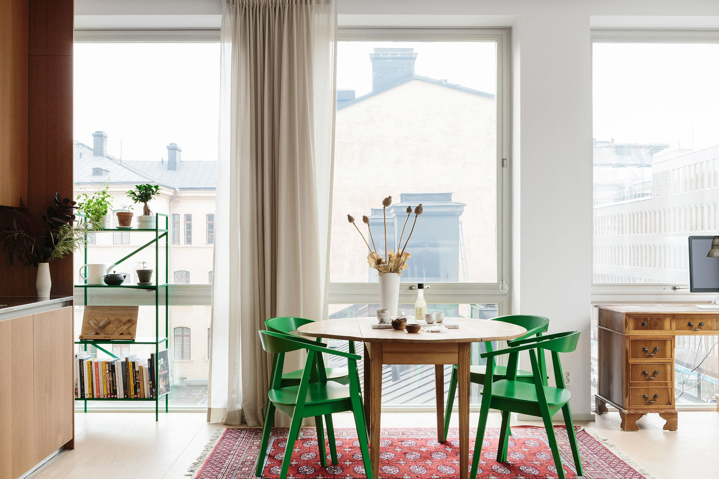 Shop 14 Stylish Small Dining Room Furniture Picks Throughout Most Current Christie Round Marble Dining Tables (View 20 of 25)