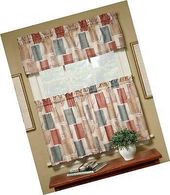 Featured Image of Tranquility Curtain Tier Pairs