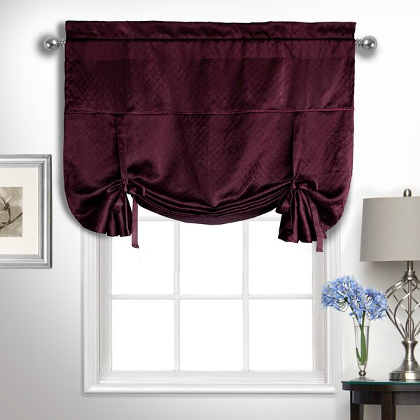 Sleeve Topper Curtain Valance | Wayfair Within Tailored Toppers With Valances (View 14 of 25)