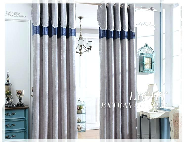 Slow Soul Room Full Light Shading Curtain Luxury Grade Within Luxury Collection Kitchen Tiers (View 11 of 25)