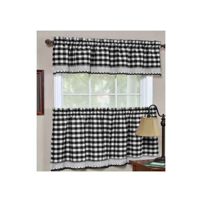 """Souri 52"""" Kitchen Curtain With Classic Kitchen Curtain Sets (View 5 of 25)"""