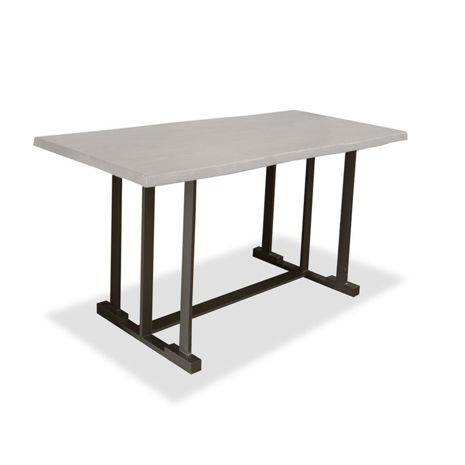 South Cone Catalina Bar Height Dining Table | Products In Intended For Most Popular Benchwright Counter Height Tables (View 7 of 25)