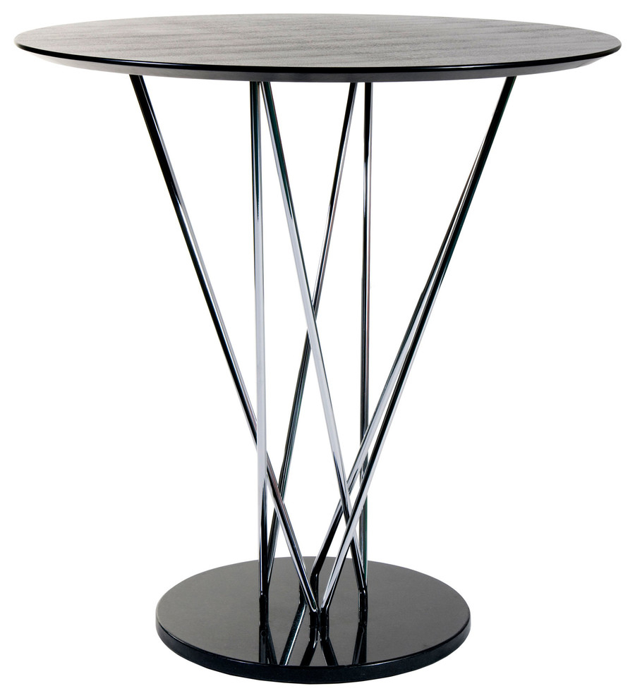 Stacy Bar Table For 2017 Rae Round Marble Bistro Tables (View 21 of 25)