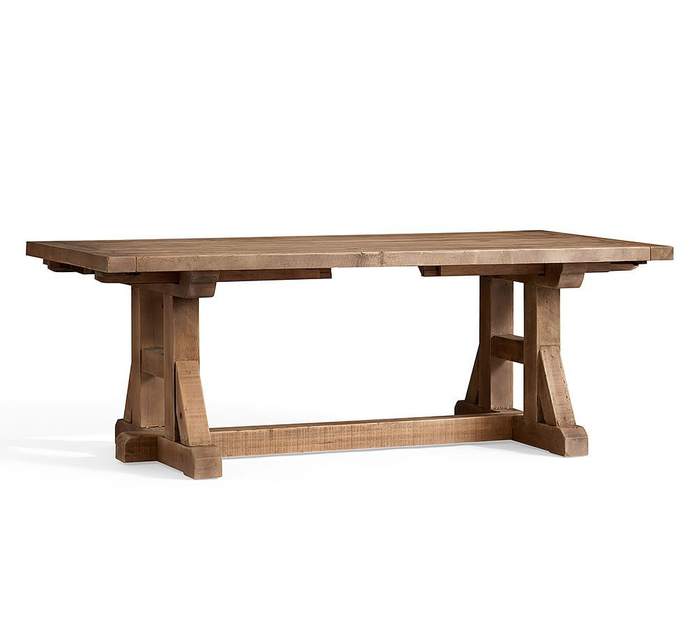 Featured Image of Stafford Reclaimed Extending Dining Tables