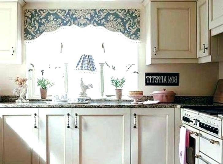 Style Kitchen Curtains Cottage Chic Country Kitchens Short Within Kitchen Window Tier Sets (View 11 of 25)